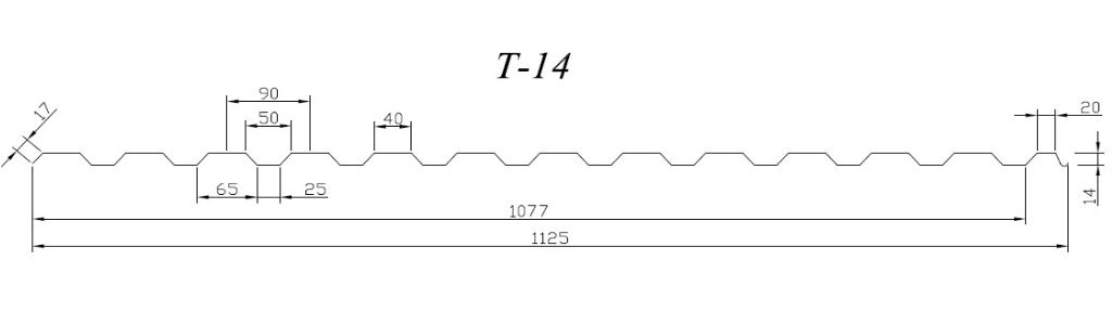 t-14 skica